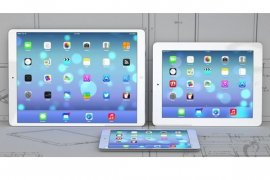 Apple Akan Rilis Tablet Berlayar Lebar Apple iPad Plus