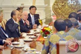 KADIN Jepang Keluhkan Hambatan Investasi ke Presiden