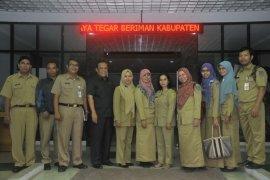Diskominfo Depok pelajari fungsi pusat media Bogor