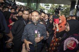 Bambang Widjojanto Berpamitan di KPK