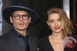 Diam-Diam Johnny Depp Sudah Nikah