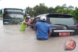 Pulau Belitung Dilanda Banjir Bandang, Ratusan Rumah Terendam