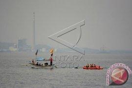 KM Sinar Bangun berpenumpang 80 orang tenggelam 1 mil dari Pelabuhan Tigaras