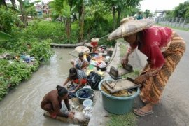 Sembilan kecamatan lumbung pangan di Kabupaten Tangerang