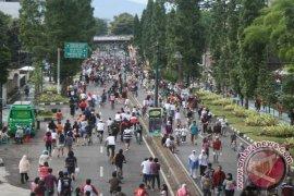 Hari Bebas Kendaraan Indonesia diikuti negara-negara ASEAN
