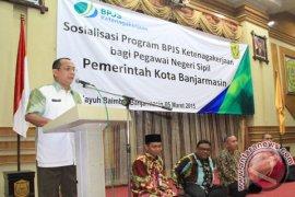 PNS Banjarmasin Dijamin BPJS Ketenagakerjaan