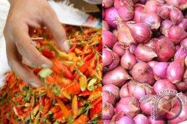 Harga Cabai Dan Bawang Merah Melonjak