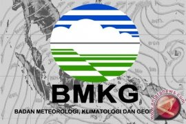 BMKG Gelar Sosialisasi Untuk Kurangi Risiko Bencana