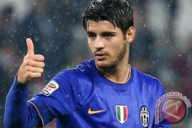 Morata antar Juventus ke final dengan singkirkan Real