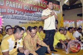 Nurdin Halid: Partai Golkar Tetap Solid