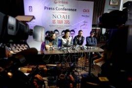 Tur Musik Internasional Noah