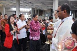 Katedral Jakarta Ajak Umat Berperilaku Adil