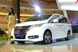 Honda All New Odyssey Miliki Roof Monitor dan GPS