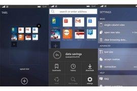 Pembaharuan Opera Mini Beta Untuk Windows Phone