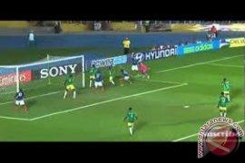 Prancis lupakan Brazil untuk menang 2-0 atas Denmark