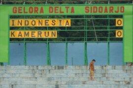 Timnas Kamerun Tiadakan Sesi Latihan