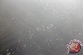 Beijing Batasi Pengendara Motor Terkait Polusi Berat