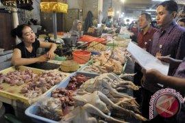Daging Ayam Alami Kenaikan Rp3.000 Per Kilogram