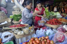 Harga Tomat di Denpasar Kembali Melonjak