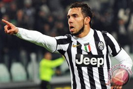 Tevez gabung Boca Juniors dari Juventus