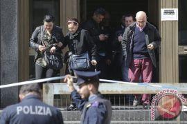 Dua orang anak dan satu lansia tewas dalan insiden penembakan dekat Roma
