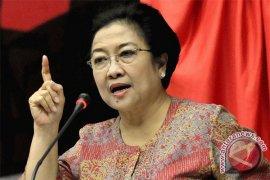 Megawati siap hadiri kampanye akbar terakhir Hasanah