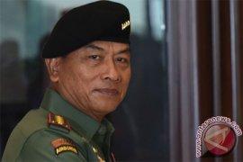 Panglima : TNI Jadi Sekjen KPK Harus Mundur