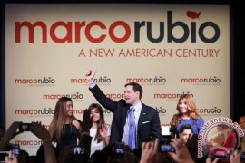 Marco Rubio Umumkan Pencalonan Diri Sebagai Presiden Amerika Serikat