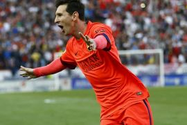 Messi akan temui bocah berkostum plastik