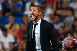 Mimpi Diego Simeone latih Inter Milan