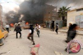 Tentara Suriah Tewaskan 17 Gerilyawan di Timur Damaskus