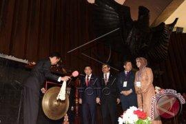 Presiden Buka Konferensi Parlemen Asia-Afrika