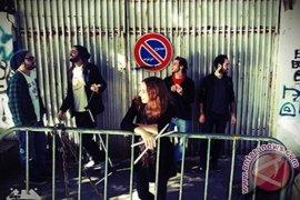 Band rock Suriah Hijrah ke Beirut Hindari Perang