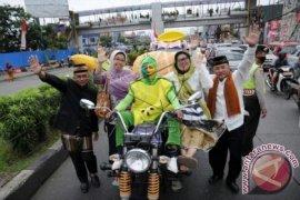 Pawai Budaya Hut Ke-16 Kota Depok