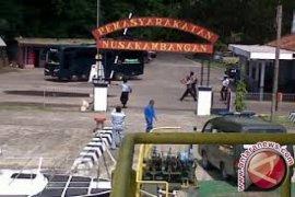 Pulau Nusakambangan kembali jadi pusat perhatian
