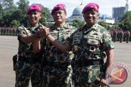 Sertijab Komandan Korps Marinir