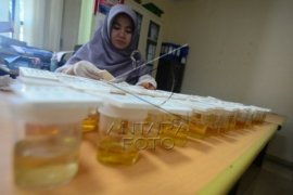 700 Pegawai PDAM Tirta Kahuripan Dites Urine