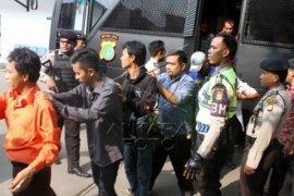 Polres Bandara Soekarno - Hatta Tangkap Polisi Gadungan