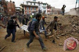 Nepal butuh Rp89 triliun untuk pembangunan kembali pasca-gempa