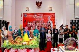 Gabungan Organisasi Wanita Bontang Gelar Peringatan Hari Kartini