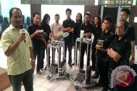 Fakultas Teknik Untan Siap Bersaing di Kontes Robot Indonesia
