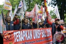 FSPM Gelar Aksi Damai Peringati Hari Buruh
