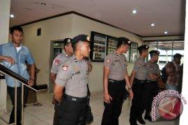 Pengamanan DPRA Pasca Kerusuhan