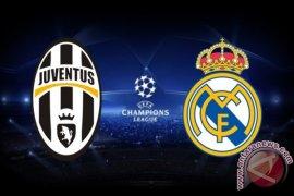Juventus kembali hadapi Real Madrid di perempat final Liga Champions