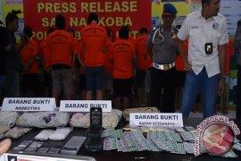 Kasus Narkoba Kota Bogor Tinggi