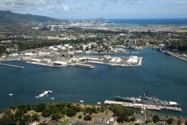 Personel AL AS penembak tiga orang di Pearl Harbor akhiri aksi dengan bunuh diri