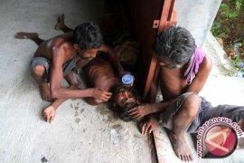 Etnis Rohingya Terdampar di Aceh