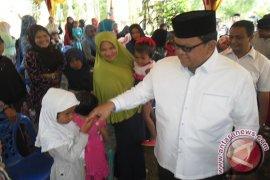 Pemkab Abdya Berangkatkan Imam Masjid Umrah