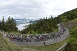 Tim balap sepeda Italia mundur kompetisi karena kasus doping