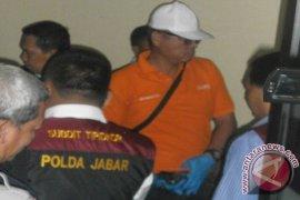 Polda Rekontruksi Kasus Korupsi Di DBMP Bogor